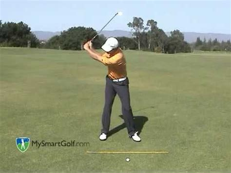 golf swing impact position golf instruction impact position youtube