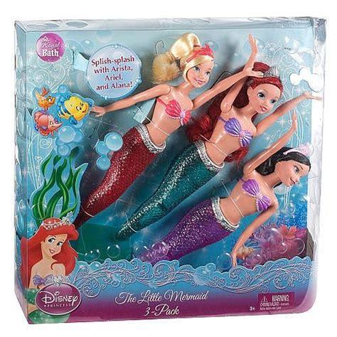 design a friend doll toys r us disney princess the little mermaid dolls 3 pack ariel