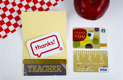 Do Target Gift Cards Work At Starbucks - free printable teacher appreciation gift card measures up gcg