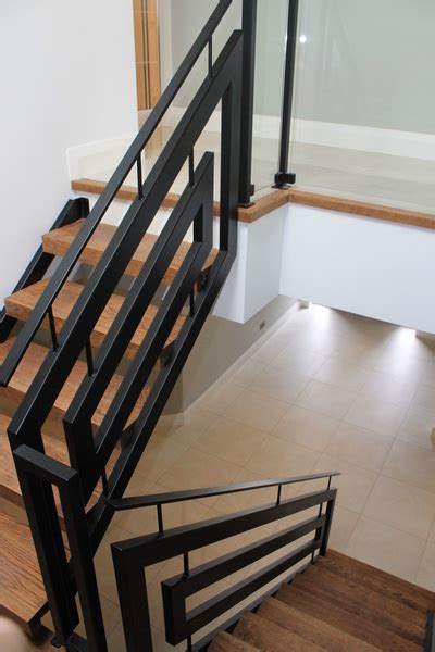 metal landing banister and railing stairs pricing guidelines have a wrought iron railing