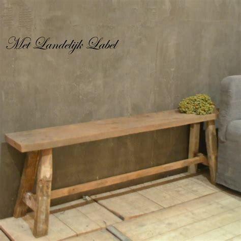 Landelijk Houten Bankje by Houten Bankje No 105 Met Landelijk Label