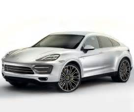 Porsche Cayenne 2017 Porsche Cayenne Coupe Release Date Specs And Pictures