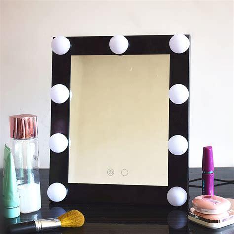 vanidad belleza vanidad iluminada hollywood espejos de maquillaje con