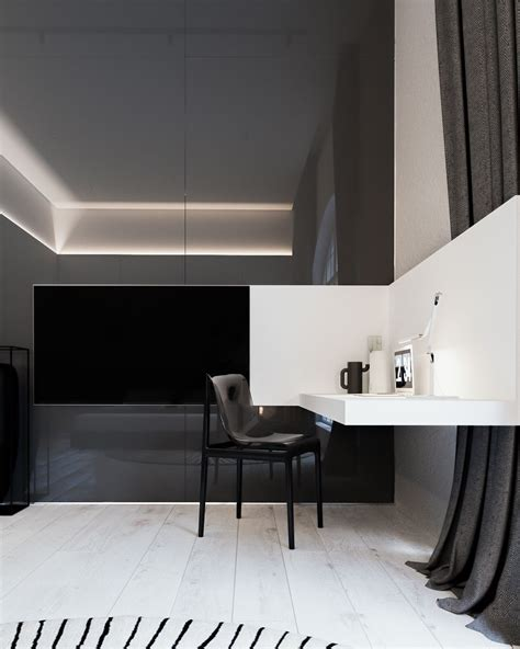 Built In Vanity Bedroom by 2 Modern Interior Style For Stylish Bedroom Design