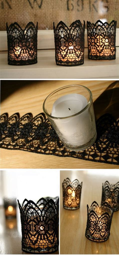 diy decorations candles 7 charming diy wedding decor ideas we tulle