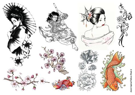 japanese henna tattoo designs 7 meaningful asian designs and ideas
