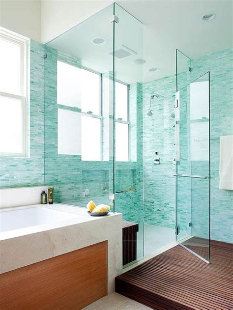 blue tile bathroom ideas 41 aqua blue bathroom tile ideas and pictures