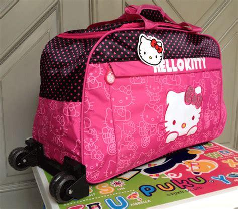 Tas Ransel Anak Sekolah Cewek Polka Pink 3 In 1 Gro Limited 1 tas sekolah ransel hello tas anak import branded harga new style for 2016 2017