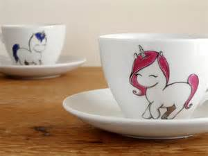 couples gift christmas gift his hers unicorn coffee mugs and