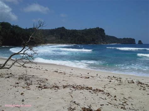 pantai sanggar tulungagung indonesia review
