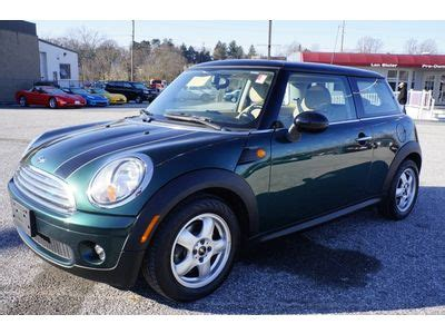 Mini 6 Speed Automatic by Purchase Used Sunroof 6 Speed Automatic Transmission Cold