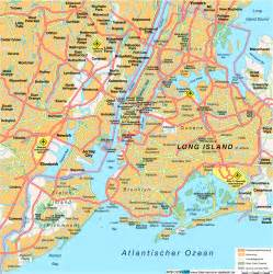 maps united states map new york