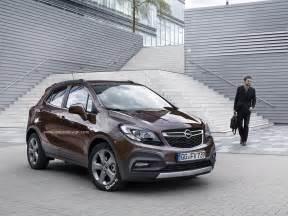Opel Moca Thumbs Up For This 2016 Opel Mokka Facelift Rendering