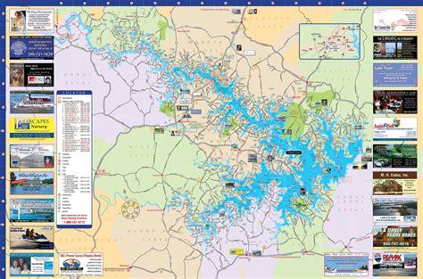 smith mountain lake map smith lake map of smith lake