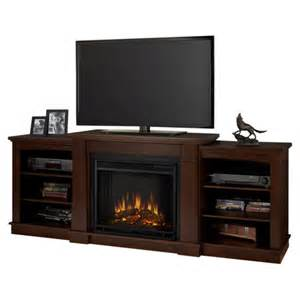 electric fireplace tv stands real hawthorne 75 quot tv stand with electric fireplace
