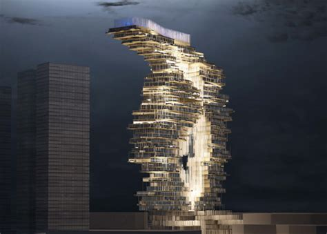 bluarch architecture interiors lighting designs   tower  downtown miami news infurma