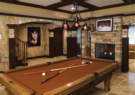 cave table ideas creating the mancave for you and your buddies
