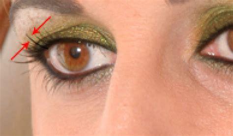 tutorial gambar mata mempercantik bagian mata pada foto dengan photoshop