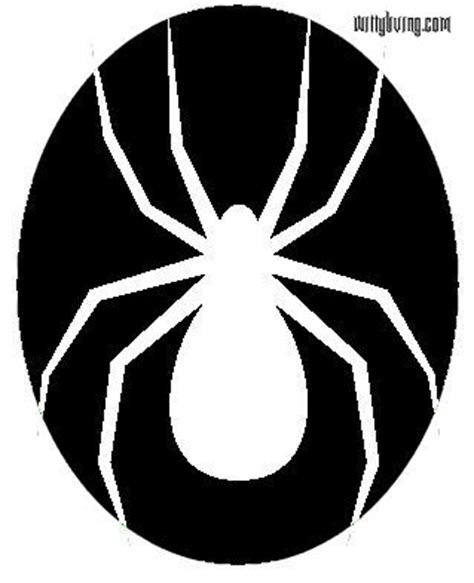 printable pumpkin carving patterns names number names worksheets 187 printable spider free