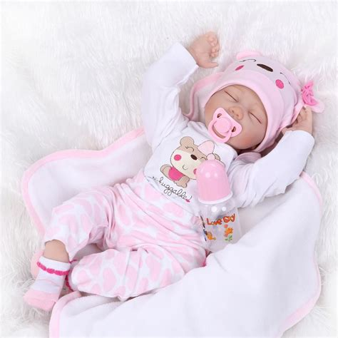 reborn doll house doll house large adora lifelike bonecas baby sleeping reborn realistic magnetic