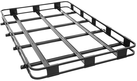 surco safari roof rack surco safari rack 5 0 rooftop cargo basket for yakima roof racks 84 quot long x 50 quot wide surco