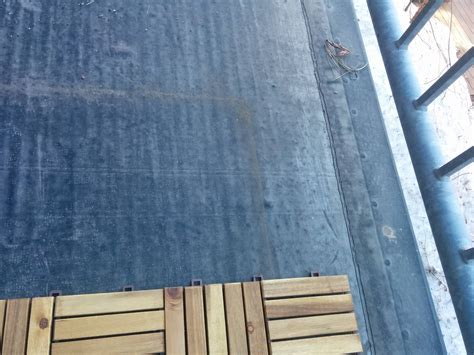 deck what of patio flooring is safe to use on top
