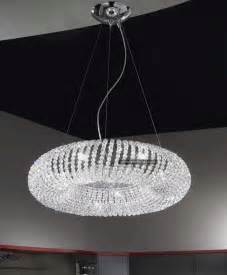 Contemporary Glass Chandeliers Decoration Large Size White Modern Chandelier