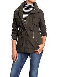 Jaket Caterpillar Freeport womens canvas field jackets really want this wants