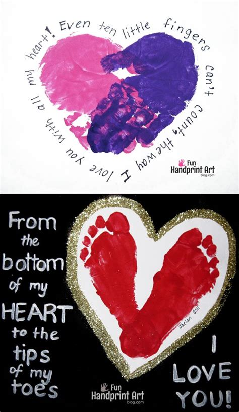 valentines day poems for grandparents crafts footprint and grandparents day on