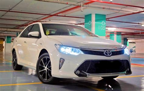 Toyota 2019 Malaysia by 2019 Toyota Camry Hybrid Malaysia Review Toyota Models