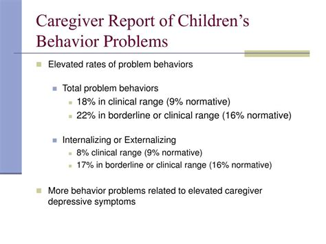 the child in america behavior problems and programs classic reprint books ppt risk and resilience in children of