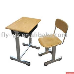 classroom table school furniture single student desk and