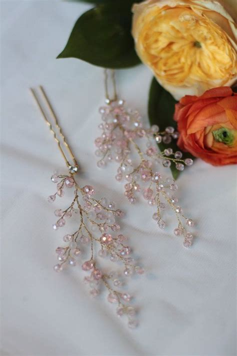 Wedding Hair Accessories Pearl Uk by Best 25 Wedding Hair Pins Ideas On Ivory