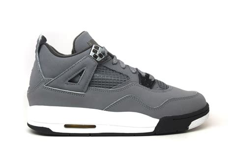 Air 4 Cool Grey Gs by Air 4 Retro Cool Grey Gs Prstg Shop