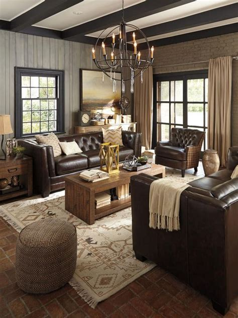 masculine living room furniture ideas  rock digsdigs