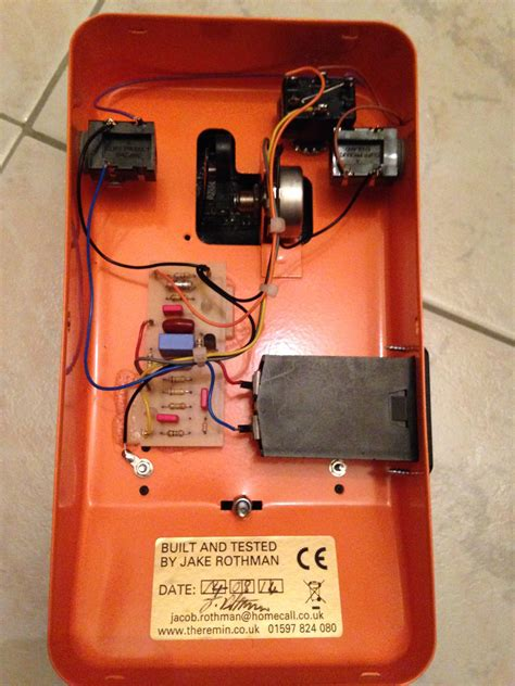 inductorless wah wah wah colorsound reissue mod 232 le the inductorless wah wah by jake rothman ile de