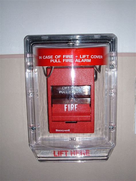 fire alarm document file honeywell fire alarm with plastic shield jpg