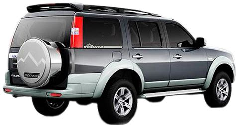 Ford Truck Models List Endeavor Car