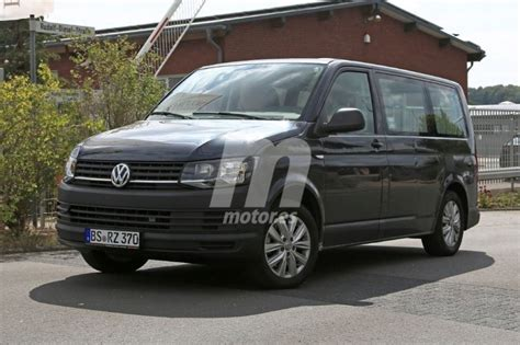 2020 Volkswagen Transporter by 2020 Volkswagen Transporter T6 Restyl 233