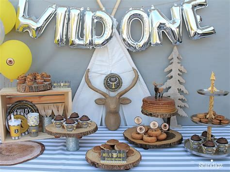 first birthday themes boy have a wild 1 year old celebrate their birthday with a