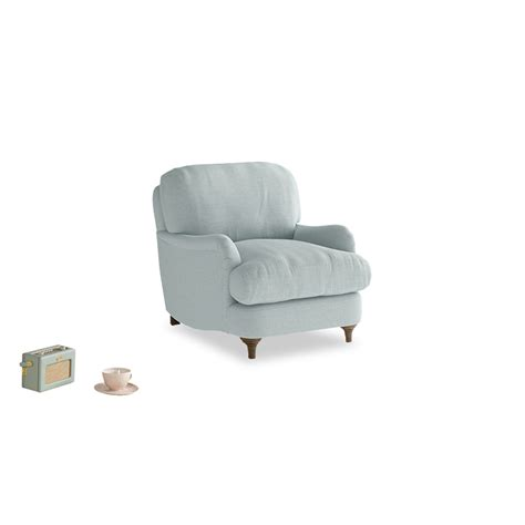 bargain armchairs armchair with curved arms jonesy loaf