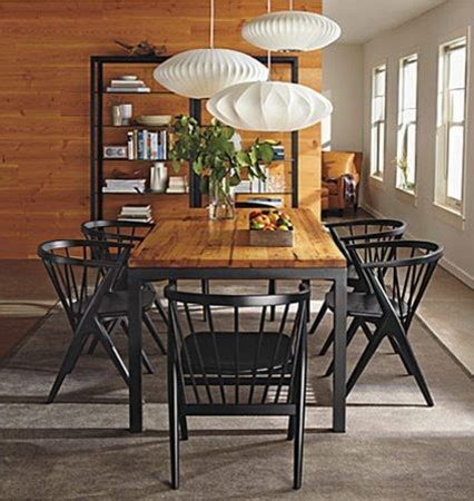 modern dining room kitchen furniture room board parsons dining table and soren chairs by r b modern