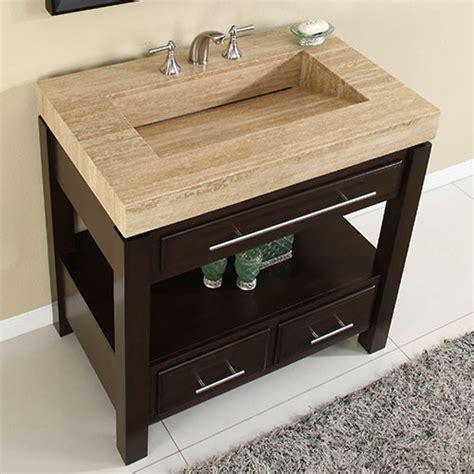 36 inch high bathroom vanity silkroad bathroom vanity hyp 0218 36 listvanities com