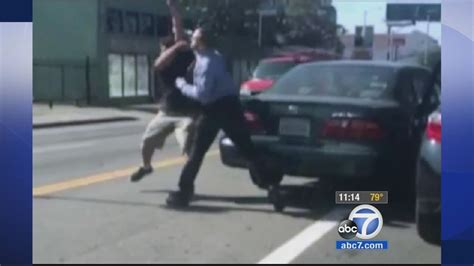 Rage Fight Drivers Get In Fight In Apparent Road Rage Incident In Abc30