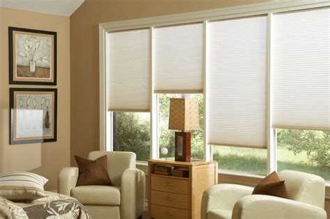 living room shades blinds com super insulating triple cell shade