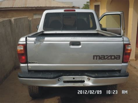 is mazda made mazda truck made by ford for mazda v6 2001 model n1 2m