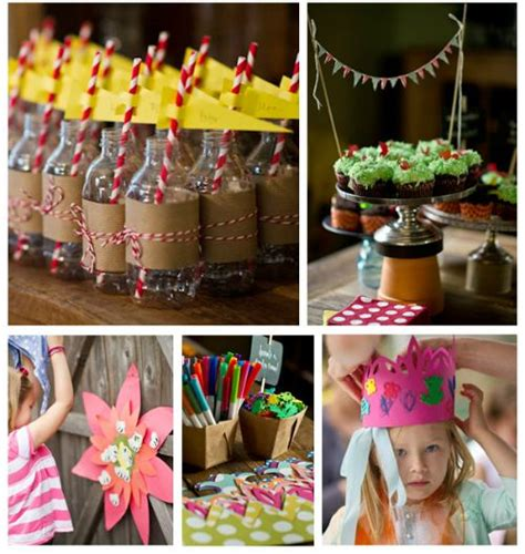 24 best kids birthday party decoration ideas at home homecoach diy party ideas for kids paper source blog paper source blog