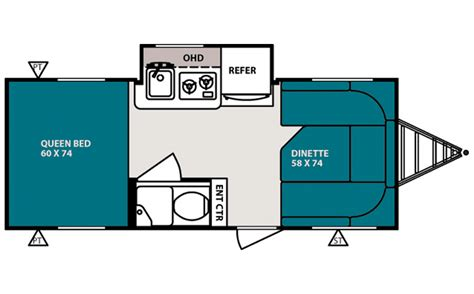 rpod floor plans forest pod george m sutton rv eugene oregon new 2015
