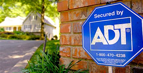 the history of adt and home security security baron
