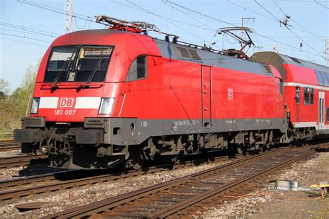 Bond Hamburg by Bond 182 007 5 Mit Re4306 Rostock Hbf Nach